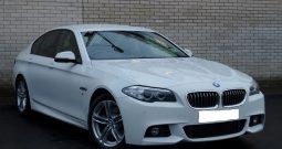 BMW 520D M Sport 2016